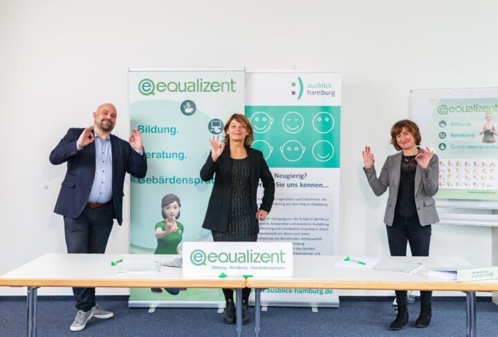 Hamburg: equalizent Social Franchise hat erste Franchise-Partnerin