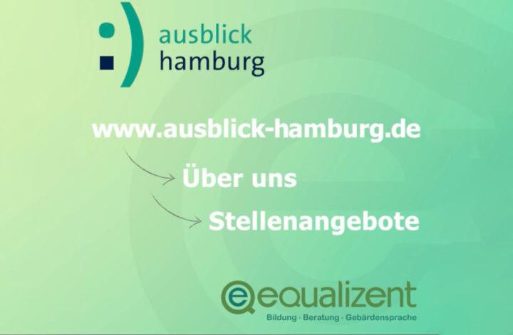 Stellenausschreibung Hamburg