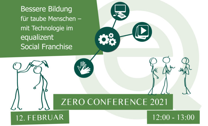 #ZeroCon21 Vortrag: Bessere Bildung für taube Menschen